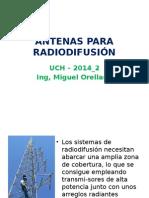 Antenas Para Radiodifusión