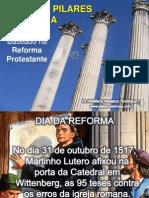 Cinco Pilares Da Igreja Protestante