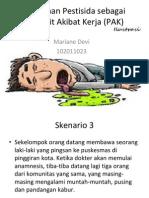 keracunan organofosfat