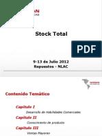 Presentacion Stock Total