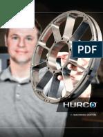 Hurco_Machining_Centers_Brochure pdf | Computer Aided Design