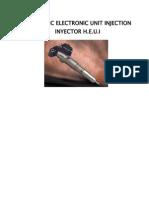 Hydraulic Electronic Unit Injection