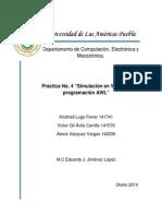 Simulación WINPLC