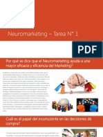 Neuromarketing - Tarea N° 1