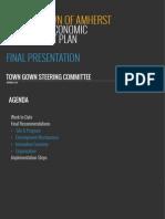 UMass Final Presentation (draft)