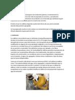 Aditivos (Tegnologia de Materiales)