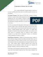 Breve Historia econocmica del ecuador