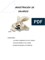 Clase de Salarios-Ing. Zenon