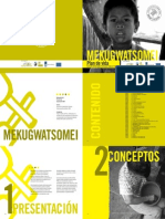 Mekugwatsomei - Plan de Vida Pani