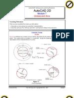 Autocad 2d Module 07 PDF