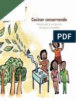 Cocinar Conservando. Manual para la construcción de fogones ahorraleña