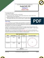 Autocad 2d Module 08 PDF