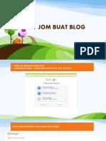 TMK Buat Blog untuk PLuG TMK