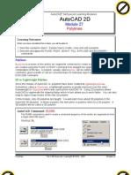 Autocad 2d Module 27 PDF