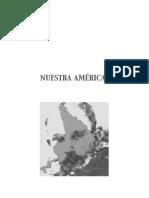 José Martí. Nuestra América
