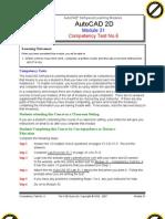 Autocad 2d Module 31 PDF