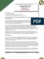 Autocad 2d Module 32 PDF