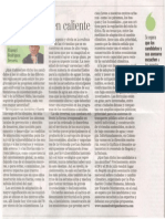 Candidaturas en Caliente. Manuel Rodriguez. El Tiempo. Julio 2011