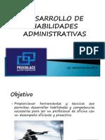 Desarrollo de Habilidades Administrativas PDF