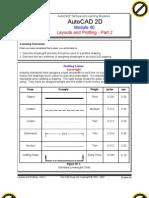 Autocad 2d Module 40 PDF