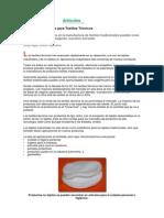 Artículos Sobre Fibras y Tejidos Técnicos