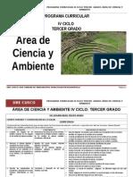 Ciencia Ambiente 3ºGrado Rutas