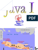 Java I Lecture 1