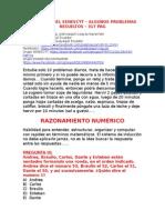 Examen Resuelto Del Senescyt - 317 Paginas Recopilacion Ing. Loayza Espol