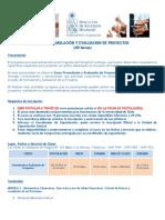 Curso Formulacion y Evaluacion de Proyectos