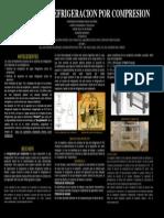 Poster Ciclo de Refrigeracion