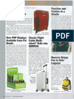 Psibands in TravelGoods Magazine
