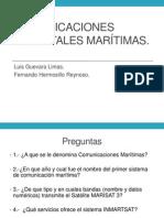 Comunicaciones Satelitales Marítimas