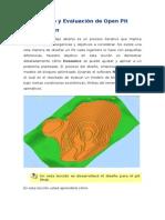 Diseño de Open Pit