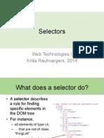 Selector de CSS