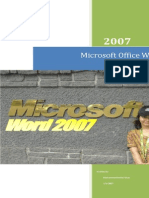 Ms Word Notes by Imtiaz Khan