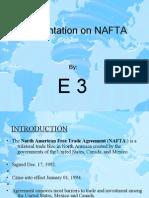 Presentation on NAFTA