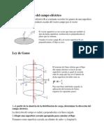 Concepto de Flujo Del Campo Eléctrico