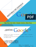 Presentación Historia de Google.ppt