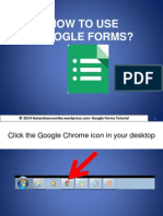 How to Use Google Forms?