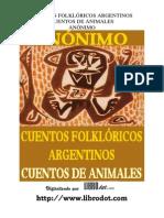 Cuentos Folkl_arg_cuentos de Animales
