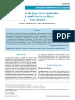 Roles d La Digoxina en Pacientes Con Insuficiencia Cardiaca