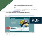ien105 access code manual