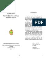 Pedoman Teknis Master Plan Agrowisata