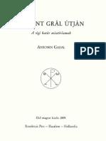 Antonin Gadal-A szent grál útján