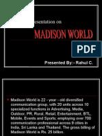 Madison Rahul