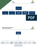 Petrom Organization Chart Rokh