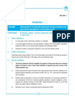 Veg Guidelines