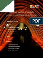 Primer Informe de Urbano 3