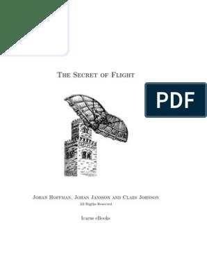 Secret Of Flight Lift Force Boundary Layer