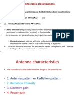 Antenna Lecture 2, 3, 4